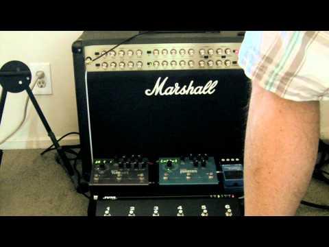 Marshall JVM 410C Settings - Les Paul