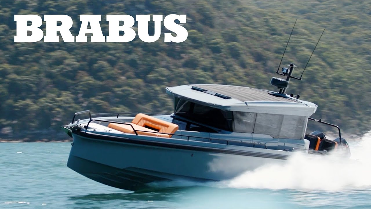 The new BRABUS Shadow 900 XC Cross Cabin