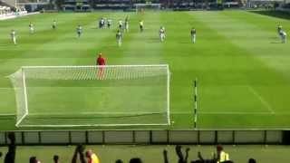 morton vs st mirren 3rd goal absolute screemer