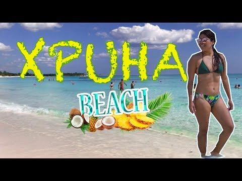Xpu Ha Playa Pública en Playa del Carmen, Quintana Roo || Tulum beach