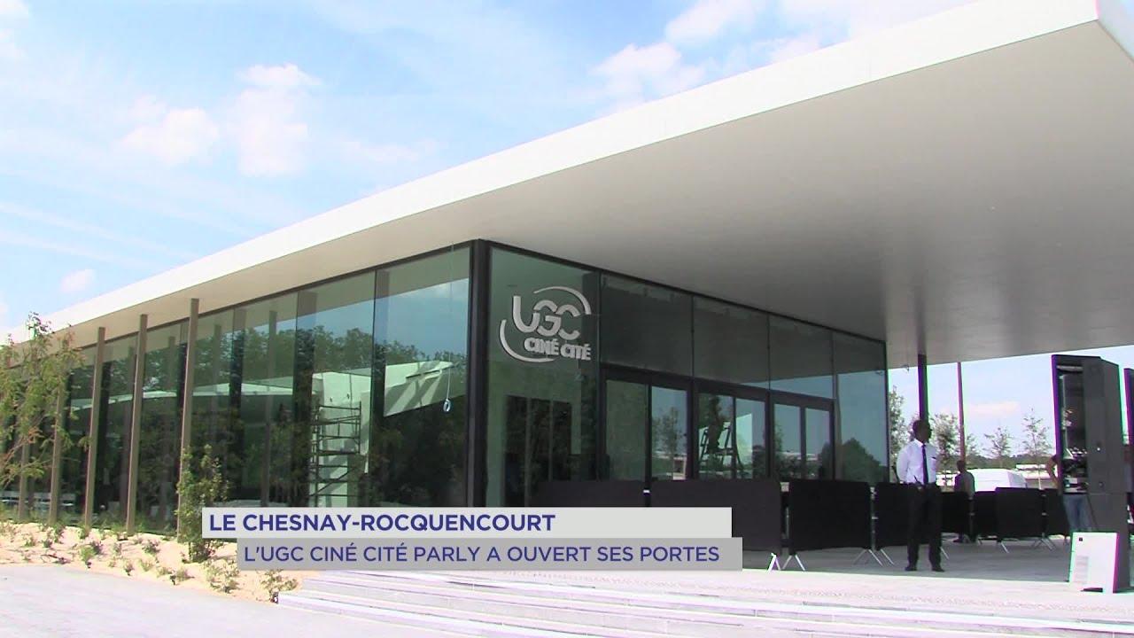 Yvelines | Le Chesnay-Rocquencourt : L'UGC Ciné Cité Parly a ouvert ses portes !