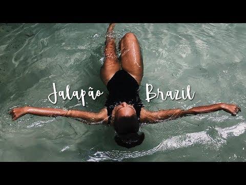 Epic Brazil Travel Vlog   Jalapão, Tocantins Episode 2   bea tetteh