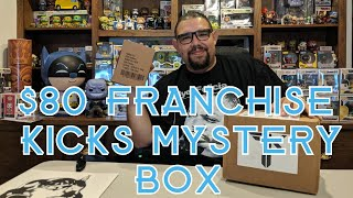Baixar $80 Franchise Kicks Mystery Box