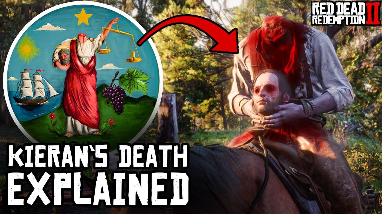 Kieran's Death Explained (Red Dead Redemption 2)