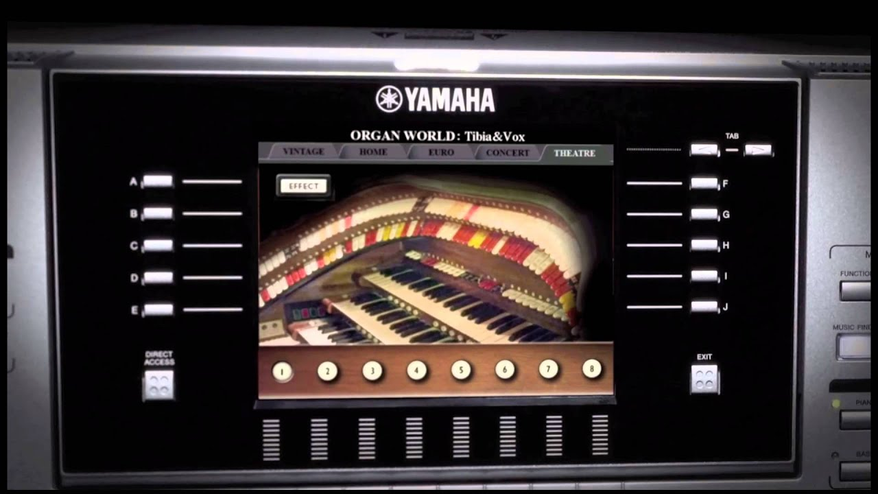 yamaha tyros 5 76 ab preisvergleich bei. Black Bedroom Furniture Sets. Home Design Ideas