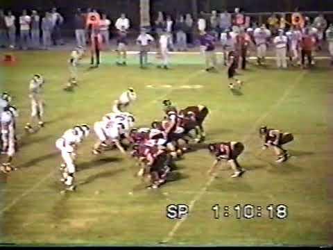 1995 Athens Christian Academy Eagles at George Walton Academy Bulldogs (football)
