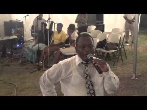 Pastor Leslie Jones @ NETA Old Harbour Pt2