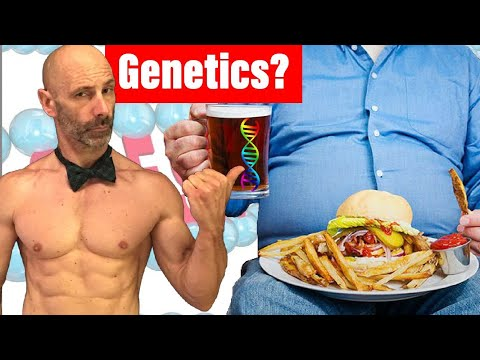 Are Poor Genetics Making You Fat? Negative Genetic Nutrition and Diet Factors Which Lead To Obesity