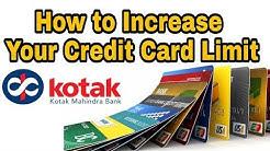 hqdefault - How To Increase Kotak Credit Card Limit