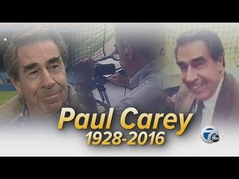 Remembering Paul Carey