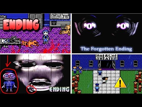Five Nights at Candy's 3 ALL ENDINGS