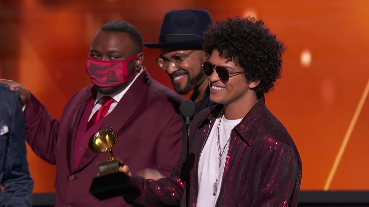 Download Bruno Mars Wins Song Of The Year | Acceptance Speech | 60th GRAMMYs