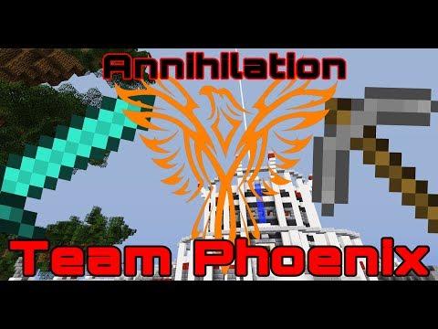 Annihilation Team Phoenix - Part 1