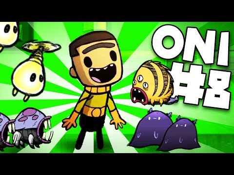 RECYCLING CARBON DIOXIDE! - Oxygen Not Included Gameplay - Ranching Upgrade Part 8