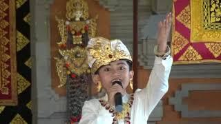 Lagu : Yening Tiyang Kelih - Restu Adwitya Bhagaskara Pararta