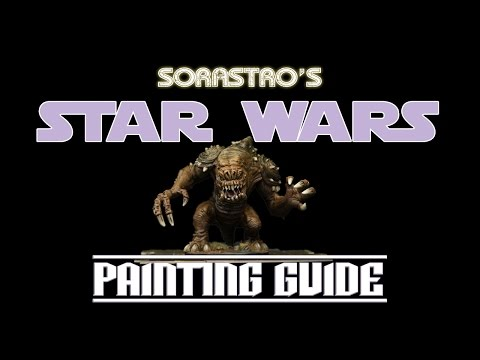 Star Wars Imperial Assault Painting Guide Ep.35: The Rancor