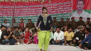 नई सपना चौधरी ||New Sapna Choudhary Live Dance Song Payal Ki Jhankar 2017