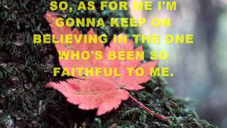 I AM NOT ASHAMED OF THE GOSPEL LYRICS