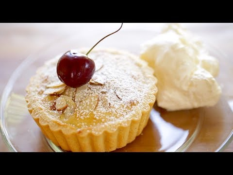 Beth's Cherry Bakewell Tart Recipe | ENTERTAINING WITH BETH