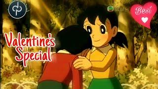 Nobita || Valentine's Special || ((Kuch toh hai)) Doreamon Song {Short Sad story} Part 4