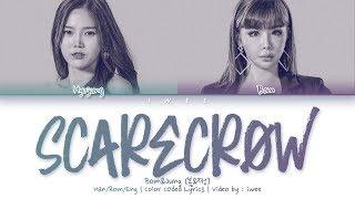 [QUEENDOM] Bom&Jung (봄&쩡) - Scarecrow (허수아비) (Han|Rom|Eng) Color Coded Lyrics/한국어 가사