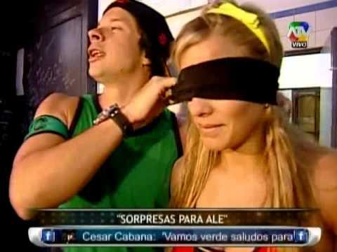Mario Hart conmueve a Alejandra Baigorria con romántica sorpresa