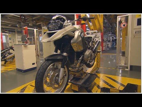 BMW Motorrad Assembly Line