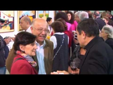Gagik Manoukian Exhibition 2012 Yerevan Armenia part 1