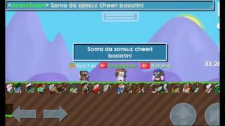 Growtopia - Sonsuz Cheer Bugu