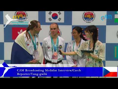 CAM Broadcasting Medalist Interview / Czech
