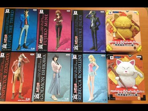 Figure Lupin Master Stars Jigen