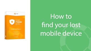 How to find your lost mobile device using the web