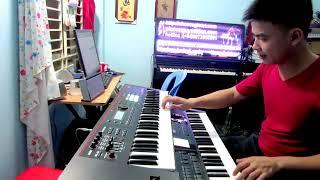 Đàn Organ DJ Cực Chất 2016 - Nguyễn Kiên