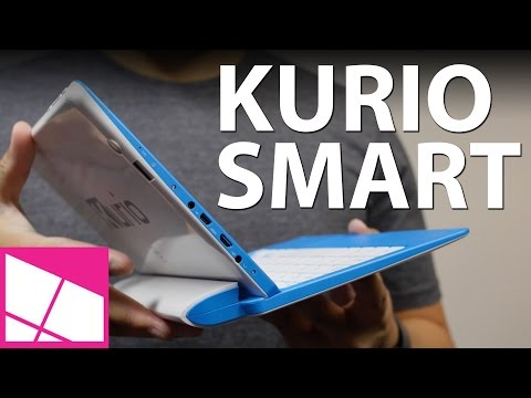 Kurio Smart review: Windows 10 tablet for kids
