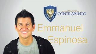 Emmanuel Espinosa - Conferencia - Instituto Contrapunto