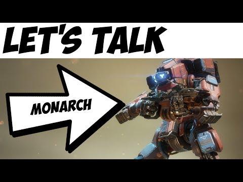 Titanfall 2 | Let's talk Monarch
