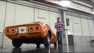 Экзотика Opel Monza