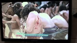 OS 10 MANDAMENTOS - Gustavo Marques da tv Record visita Ivania Rogerio 23/03/2015