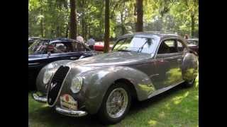 Retrovisore 4: Raduno International Alfa Romeo 6c 2500 register 2007