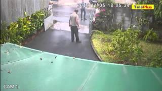Agression à Beau-Bassin: un policier mis en cause sur des images d'une caméra de surveillance