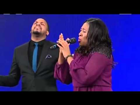 """Candy West Ministering """"Bread Of Heaven"""" Fill Me Up Reprise"""