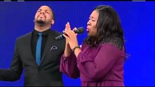 "Candy West ministering ""Bread of Heaven"" Fill me up Reprise"