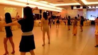 CHICAGO BONFIRE - Line Dance ( Debbie McLaughlin (UK), Jose Miguel Belloque Vane (NL), Ria Vos (NL)