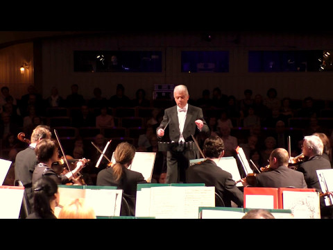 W.A. Mozart Symphony n. 40  KV 550 g minor, Conductor: Sergey Bezrodny (Russia)