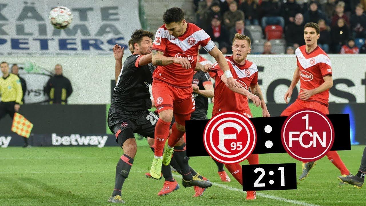 Fortuna DГјsseldorf NГјrnberg