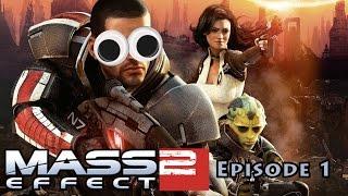 JPG Plays Mass Effect 2 - Ep 1 - The Adventure Begins