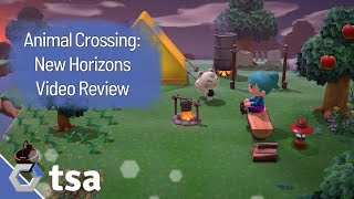 Catch our video review of the simply delightful animal crossing: new horizons for nintendo switch. written review, head over to thesixthaxis.com: htt...
