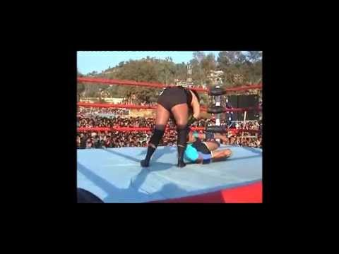 Bhagawati Khadka First Female Wrestler in Nepal