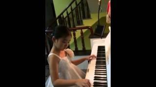 Tạm biệt búp bê -Piano solo : Nguyễn Ngọc Mai Chi