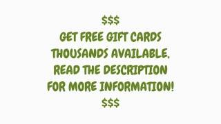 GET FREE GIFT CARDS! (PayPal, PSN, XBox, Amazon, Android, iTunes, ROBLOX, etc.)